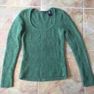 Moda International Small body-con  sweater